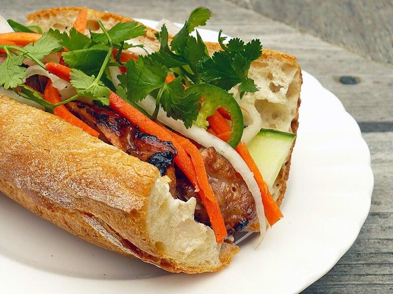 comidas y bebidas de Vietnam