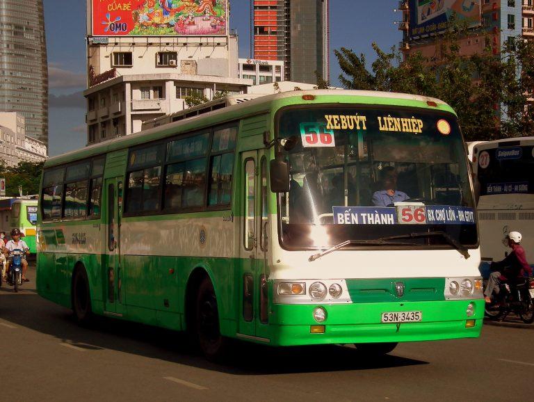 El Autobús en Vietnam