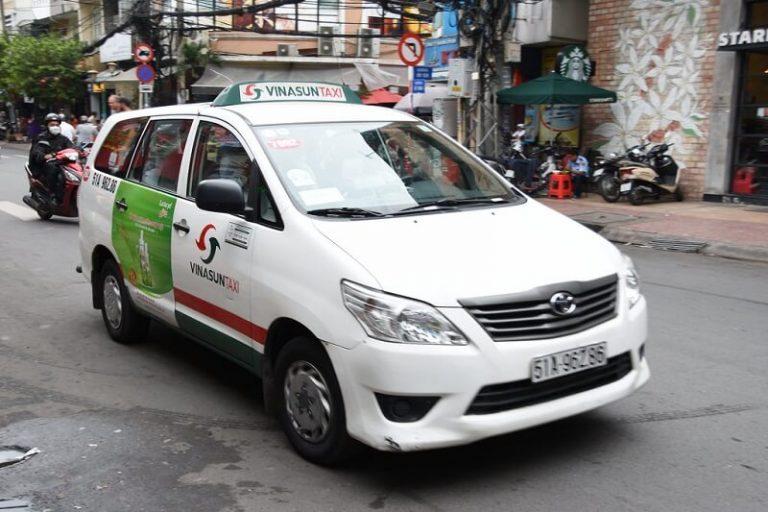taxi en vietnam